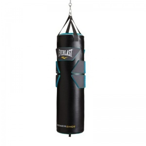 Мешок для бокса Everlast Powershot Gel PU 36 кг