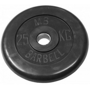 Диск MB Barbell MB-PltB51-25